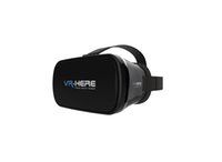 Wholesale VR Box Gamepad Virtual Reality D Glasses Helmet VR BOX Headset For Smartphone inch with