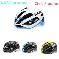 Wholesale First Grade g Kask Protone Cycling Helmet L Size Road bike caschi Adults mm Casco Bicicleta Bicycle Helmet Ciclismo