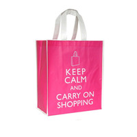 advertisement handle - custom shopping bag tote bag as promotion or advertisement bag silkimprint own logo on