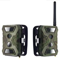 Wholesale Hunting Camera S680M MP HD1080P NM quot LCD Trail Camera With MMS GPRS SMTP FTP GSM Trail Hunt Camera