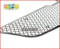 Wholesale Stainless steel Front Grille Around Trim Racing Grills Trim case for Chev rolet Chevy Cruze FREESHIPPING GGG