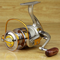 Cheap 2016 Hot Sale EF1000 - 7000 Series Aluminum Spool Superior Ratio 5.5:1 Spinning Fishing Reel Spinning Reel
