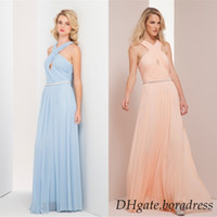 best formal wear - The Best Selling Evening Dresses Prom Gowns Long Chiffon Floor Length Backless Formal Dresses Evening Wear Custom Made Prom Long