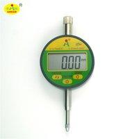 Wholesale mm mm Electronic Digital Dial Indicator Dial Gauge Lcd display digital indicators AH37 D AH