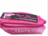 Wholesale 2016 New arrival cotton makeup eraser professional make up towels supply factory direct