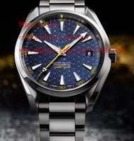 aqua bond - Luxury Top Quality JH Factory mm AQUA TERRA M JAMES BOND LIMITED EDITION CAL Movement Automatic Mens Watch Watches