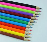 art wooden boxes - 36 color Secret Garden Special Colored Drawing Pencils Wooden Coloring Books Baby Children Painting Pens Graffiti Art Pencil ZJ P01