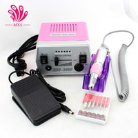 Wholesale Electric Nail Drill Machine OPHIR W RPM V V Pro Manicure Pedicure Nail Art Tools Polishing Machine To Nail