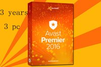 al por mayor software-Mejor Avast Premier! 2016 licencia de software 2015 3PC 100% de trabajo completo