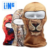 Wholesale Sports equipment soft riding motorcycle windproof anti haze mask sunscreen outdoor bike printing head