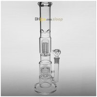 big filters - 2016 New Big Bongs Inches Arms Percolator Birdcage Percolator Filtering Effect Water Pipe Bong Pipes Glass Bongs mm Joint