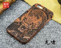 wood dragon - 100 wood cell phone case iphone se cover dragon carving patterns or designs on woodwork wood iphone se case dhl free
