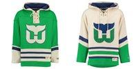 Wholesale Customized Hockey Jerseys Uniforms Ron Francis Men Women Kids Hoodie Hooded Sweatshirt Jackets