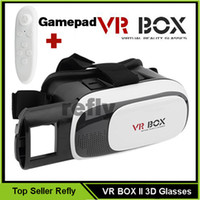 3d movies - 2016 New VR Box Upgrated Version VR Virtual Reality Glasses VR Glasses Rift Google Cardboard D Movie for quot quot Phone