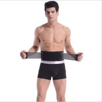 backache pain relief - 2015 Hot Magnetic Slimming Massager Belt Lower Back Support Waist Lumbar Brace Belt Strap Backache Pain Relief Health Care Best price
