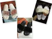 Wholesale 2016 Sandal Fashions Casual Shoes Beach Pink Black and White Slippers