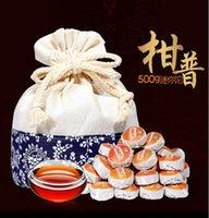 benefit of tea - China s new new benefits of special grade citrus small Tuo tea g about citrus Pu tea orange tea Pu erh tea