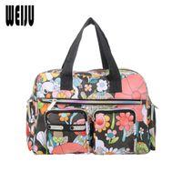 Wholesale New Women Handbags Fashion Printing Waterproof Nylon Shoulder Bag Ladies Casual Women Bag High Quality Handbag