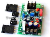 Wholesale DX amplifier tube SA1943 SC5200 output mono amplifier board adjustable A discrete tube rear amplifier PCB board only