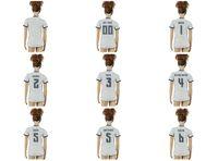 Wholesale New Fast Women Real Madrid soccer Jersey Ronaldo Bale Kroos Benzema Modric Home White Women s Jerseys shirt