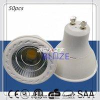 ac triac - 5W Triac Dimmable Led GU10 V V AC COB led Spot Light Bulbs No Driver Lamp Factory Low Price