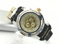 invicta watch - Top Quality AAA Mens Watch Rubber Strap Luxury Watch for Mens Reserve Bolt Zeus Metal Quartz Invicta Watches