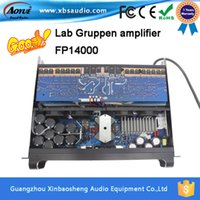 Wholesale High quality FP dj equipment subwoofer power Lab Gruppen amplifier with CE ROHS for sale