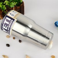beer time - 2016 Sale Time limited Stainless Steel Ce Eu Personality Yeti Stainless Steel Insulation Cup oz Color Beer Cold oz Car