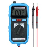 Wholesale Mini Counts Unibody Auto Range Digital Multimeter With Back Light and Work light for Bside Adm04