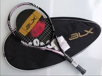 Wholesale brand new tennis racquet CORAL WAVE BLX racket facotry freeshipping