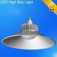 Wholesale LED High Bay W industrial light for factory Lighting warehouse Lamp AC220 V White Warm White
