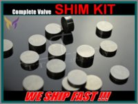 Wholesale 9 mm Adjustable Value Shims Motorcycle Engine Parts Valve Pad Shims Hotcam Complete Valve Shim Kit Cams