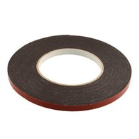 Wholesale Double Sided Car Auto Truck Vehicle Trim Foam Sticky Tape Adhesive mmx10m