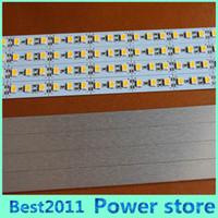 aluminum pcb - Super Bright Hard Rigid Bar light DC12V cm led SMD Aluminum Alloy PCB Led Strip light For Cabinet Jewelry Display