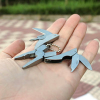 multi-tools and knives - Pocket Multi Function Tools Set Mini Foldaway Keychain Pliers Knife Screwdriver Brand New And Good Quality