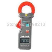 analog clamp meter - ETCR6500 High Accuracy Clamp Current Leaker Meter