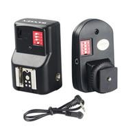 Wholesale 16 Channels Wireless Remote Speedlight Flash Trigger Flasher Synchronizer for Canon Nikon Pentax Olympus DSLR Camera