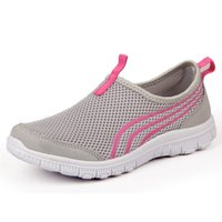 band gigs - 2016 Summer Shoes Women and Men Casual Shoes Breathable Walking Shoes Women Zapatillas Deportivas Tenis Feminino Gig Size