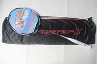 Wholesale Jetspeed S10 badminton rackets JS High end nano carbon badminton racquet free shipment