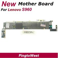 Wholesale Original New Lenovo S960 Main Board Mother board Mainboard Motherboard With IMEI Lable From Lenovo Service Center
