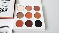 Wholesale 2016 NEW Kylie Cosmetics Jenner Kyshadow Kit Eyeshadow Palette Bronze Preorder Colors by