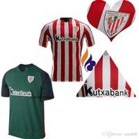 Wholesale Free ship new Athletic Bilbao home away Rugby Jerseys AAA quality SUSAETA GURPEGUI MUNIAIN ADURIZ customs Item have Video