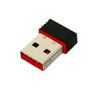 adapter antena - Nano M USB Wifi Wireless Adapter Mbps IEEE n g b Mini Antena Adaptors Chipset MTK7601 Network Card Free DHL YM0089