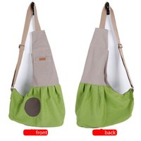 Wholesale Pet Bag Dogs Supplies Shoulder Bags For Small Pets Cats Carrier