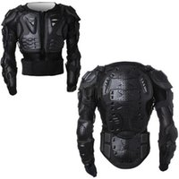 Wholesale Zhang Yecheng New Black Red Professional Motorcycle Motocross Racing Full Body Protective Armor Jacket Gear Protect Spine Chest Size S XXXL