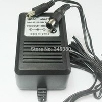 Wholesale 10pcs in AC DC Adapter Power Supply for Nintendo Super Sega Genesis for NES S NES V MA
