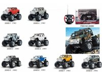 Wholesale Radio Remote Control RTR Mini Off Road RC Car Micro Truck High Speed Hummer