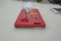 apple white paper - 2016 New Embroidery Girl Phone Case Stylish Paste Paper Sequin The Little Girl I Love You Embroidery Paste Paper Phone Case
