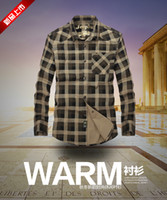 Wholesale Best prices plaid long sleeve shirt hight quality Men shirt casual shirt mens dress shirts