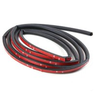 Wholesale New M D shape Car Truck Motor Door Rubber Seal Strip Wheatherstrip Sealing Hollow